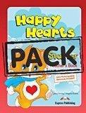 Happy Hearts Starter Teacher's Bag 1 (red)