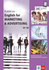 FLASH on English for Marketing & Advertising B1-B2