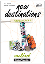 New Destinations Elementary Workbook Teachers Edition