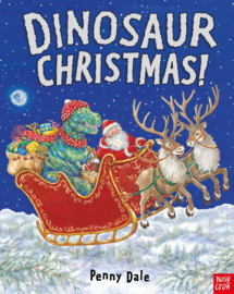 Dinosaur Christmas! (Paperback Picture Book)