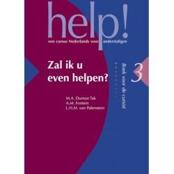 Help! 3 Zal ik u even helpen? Boek voor de cursist