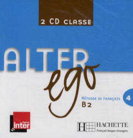 Alter ego 4 B2 - 2 CD audio classe