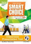 Smart Choice Starter Level Student Book Classroom Presentation Tool
