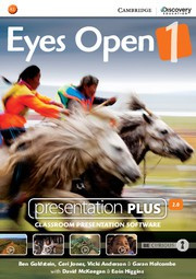 Eyes Open Level1 Presentation Plus DVD-ROM