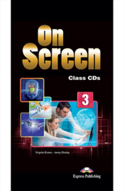 On Screen 3 Class Cd's (set Of 5) International