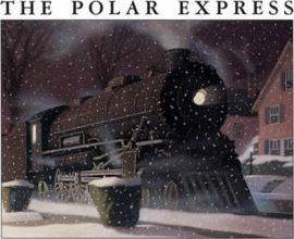 The Polar Express (Chris Van Allsburg) Hardback