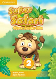 Super Safari British English Level2 Class Audio CDs (2)