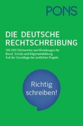 PONS Die deutsche Rechtschreibung