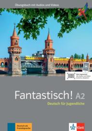 Fantastisch! A2 Oefenboek met Audio en Video