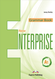 New Enterprise A1 Grammar Book With Digibook App.