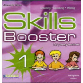 Skills Booster 1 Beginner Audio Cd (1x) young Learner