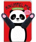 Knuffel me - Kleine panda (Helmi Verbakel) (Hardback)