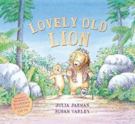 Lovely Old Lion (Julia Jarman) Paperback / softback