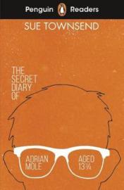 Penguin Readers Level 3: The Secret Diary of Adrian Mole Aged 13 ¾ (ELT Graded Reader) (Paperback)