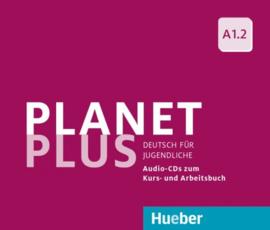 Planet Plus A1.2 2 Audio-CDs bij het Studentenboek 1 Audio-CD bij het Werkboek