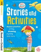 Stage 2: Biff, Chip and Kipper: Stories and Activities: Phonics practice, writing, drawing, rhyming and more