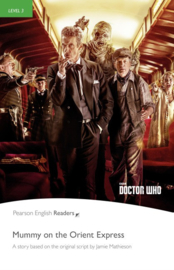 Doctor Who: Mummy on the Orient Express Book