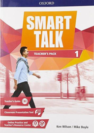 Smart Talk Level 1 Teacher's Pack