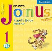 Join Us for English Level1 Pupil's Book Audio CD