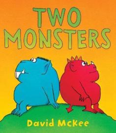Two Monsters (David McKee) Paperback / softback