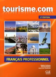 Tourisme.com - Livre de lélève + CD audio - 2ème édition