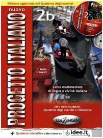 Nuovo Progetto italiano 2B (Split Version) SB + WB + DVD + Audio CD 2