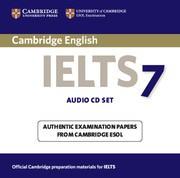 Cambridge IELTS 7 Audio CDs (2)