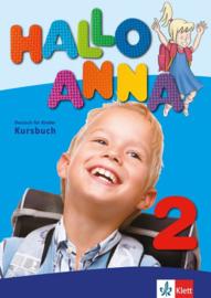 Hallo Anna 2 Lehrbuch met 2 Audio-CDs