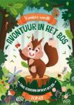 Wondere wereld pop-up - Avontuur in het bos (Hardback)