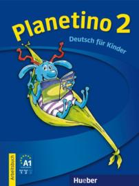 Planetino 2 Werkboek