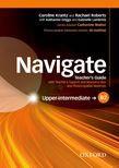 Navigate B2 Upper-intermediate Teacher's Guide With Teacher's Support And Resource Disc