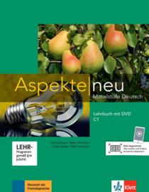 Aspekte neu C1 Lehrbuch met DVD