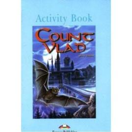 Count Vlad Activity Book