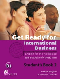 Get Ready for International Business Level 2 Student's Book [BEC Edition]