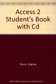 Access 2 Student's Book With Cd