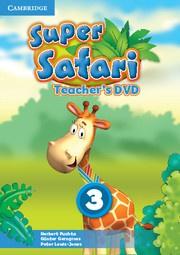Super Safari British English Level3 Teacher's DVD