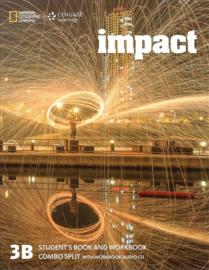 Impact 3 Student Book + Workbook Combo Split B