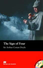 Sign of Four, The  Reader with Audio CD