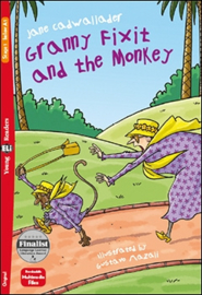 Granny Fixit And The Monkey + Downloadable Multimedia
