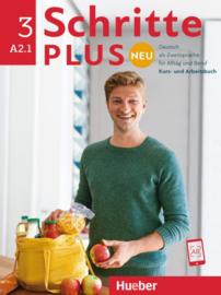 Schritte plus Neu 3 Studentenboek + Werkboek + Audio-CD bij het Werkboek