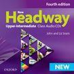 New Headway Upper-intermediate B2 Class Audio Cds