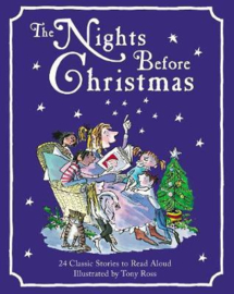 The Nights Before Christmas (Various authors) Hardback