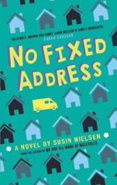 No Fixed Address (Susin Nielsen) Hardback