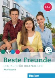 Beste Freunde B1/2 Werkboek met Audio-CD