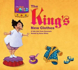 Our World 1 The Kings New Clothes Reader