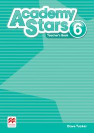 Academy Stars Level 6 Teacher's Book Pack