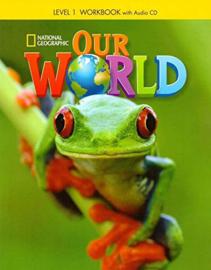 Our World 1 Workbook + Audio Cd