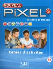 Nouveau Pixel 3 - Niveau A2 - Cahier dactivités