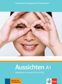Aussichten A1 Werkboek met Audio-CD en DVD