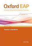 Oxford Eap Elementary/a2 Teacher's Book, Dvd And Audio Cd Pack